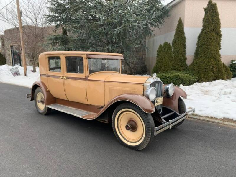 1929 Packard 633 for sale at Gullwing Motor Cars Inc in Astoria NY