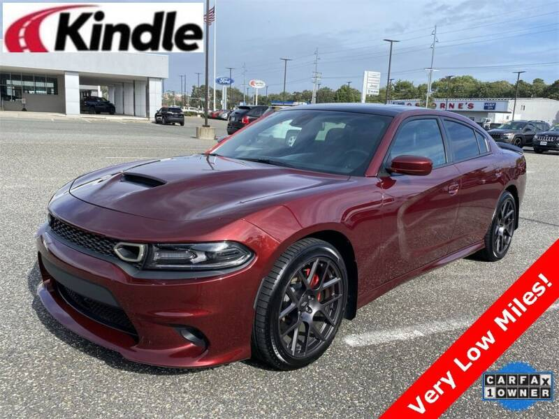 2019 Dodge Charger for sale at Kindle Auto Plaza in Cape May Court House NJ