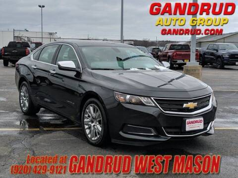 2015 Chevrolet Impala for sale at GANDRUD CHEVROLET in Green Bay WI