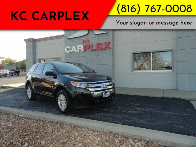2013 Ford Edge for sale at KC Carplex in Grandview MO