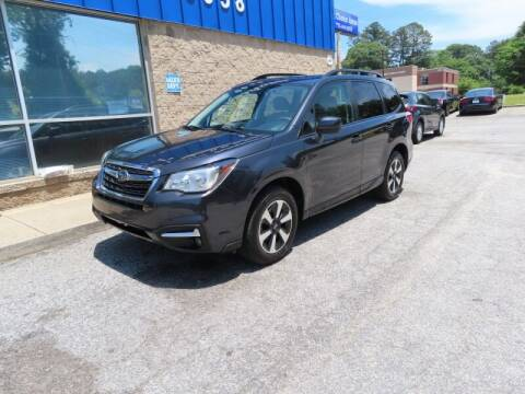 2018 Subaru Forester for sale at 1st Choice Autos in Smyrna GA