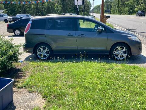 2010 Mazda MAZDA5 for sale at MIKE B CARS LTD in Hammonton NJ