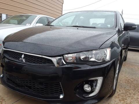 2016 Mitsubishi Lancer for sale at Auto Haus Imports in Grand Prairie TX
