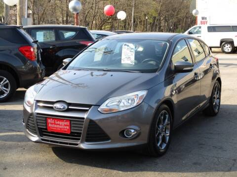 2013 Ford Focus for sale at Bill Leggett Automotive, Inc. in Columbus OH