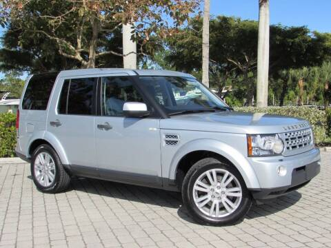2011 Land Rover LR4 for sale at Auto Quest USA INC in Fort Myers Beach FL