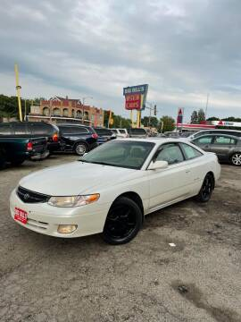 2000 Toyota Camry Solara for sale at Big Bills in Milwaukee WI