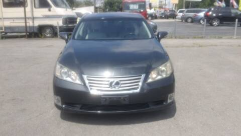 2011 Lexus ES 350 for sale at Knoxville Used Cars in Knoxville TN