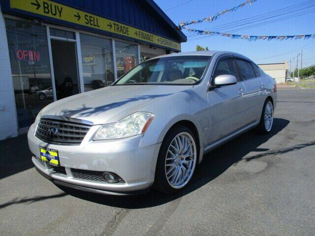 2006 Infiniti M35 for sale at Affordable Auto Rental & Sales in Spokane Valley WA