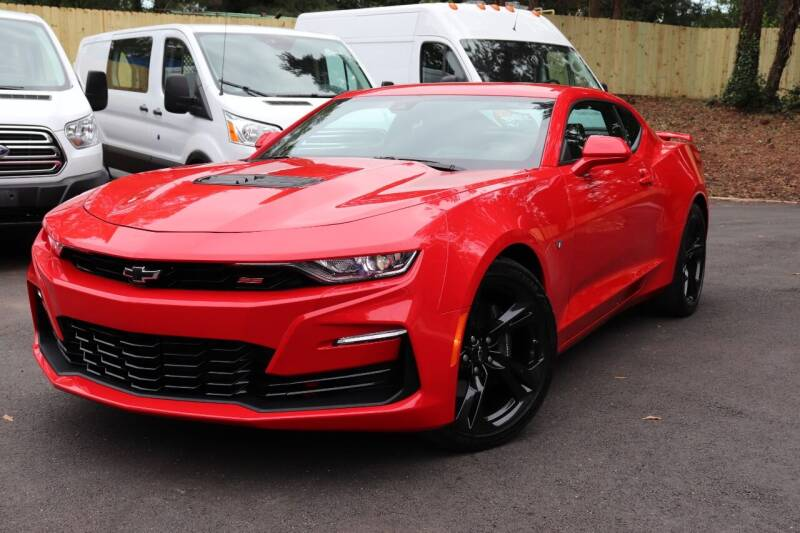 2020 Chevrolet Camaro for sale at RC Auto Brokers, LLC in Marietta GA