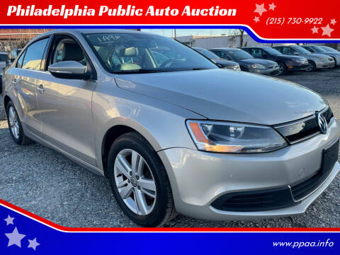 2013 Volkswagen Jetta for sale at Philadelphia Public Auto Auction in Philadelphia PA