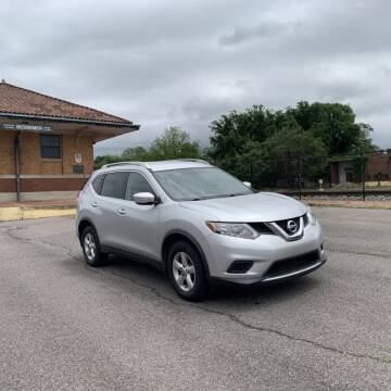 2015 Nissan Rogue for sale at FIRST CLASS AUTO SALES in Bessemer AL