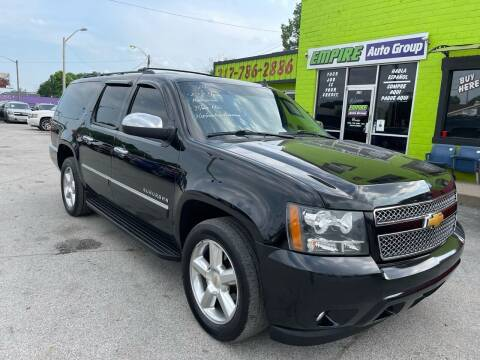 2014 Chevrolet Suburban for sale at Empire Auto Group in Indianapolis IN