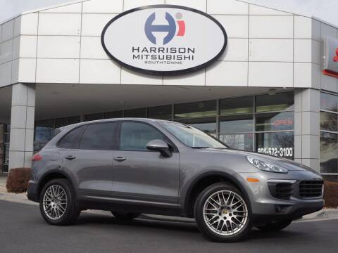 2016 Porsche Cayenne for sale at Harrison Imports in Sandy UT