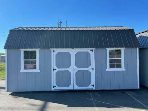 2021 Old Hickory Buildings Side Lofted Barn for sale at Krantz Motor City in Watertown SD