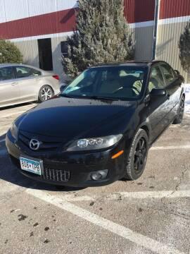 2006 Mazda MAZDA6 for sale at Specialty Auto Wholesalers Inc in Eden Prairie MN