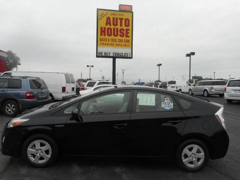 2011 Toyota Prius for sale at AUTO HOUSE WAUKESHA in Waukesha WI