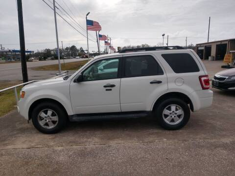 2011 Ford Escape for sale at BIG 7 USED CARS INC in League City TX