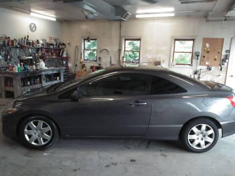 2011 Honda Civic for sale at MICHAEL MOTORS in Farmington ME