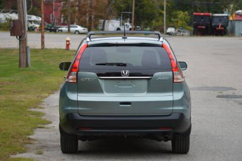 2012 Honda CR-V for sale at LARIN AUTO in Norwood MA