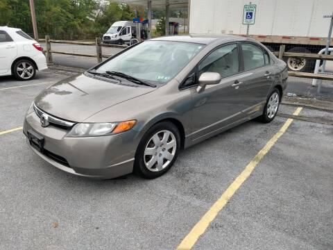 2008 Honda Civic for sale at 100 Motors in Bechtelsville PA