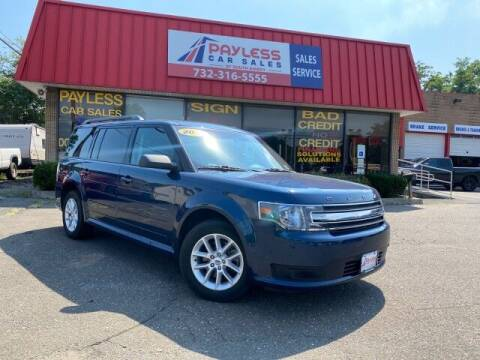 2017 Ford Flex for sale at PAYLESS CAR SALES of South Amboy in South Amboy NJ
