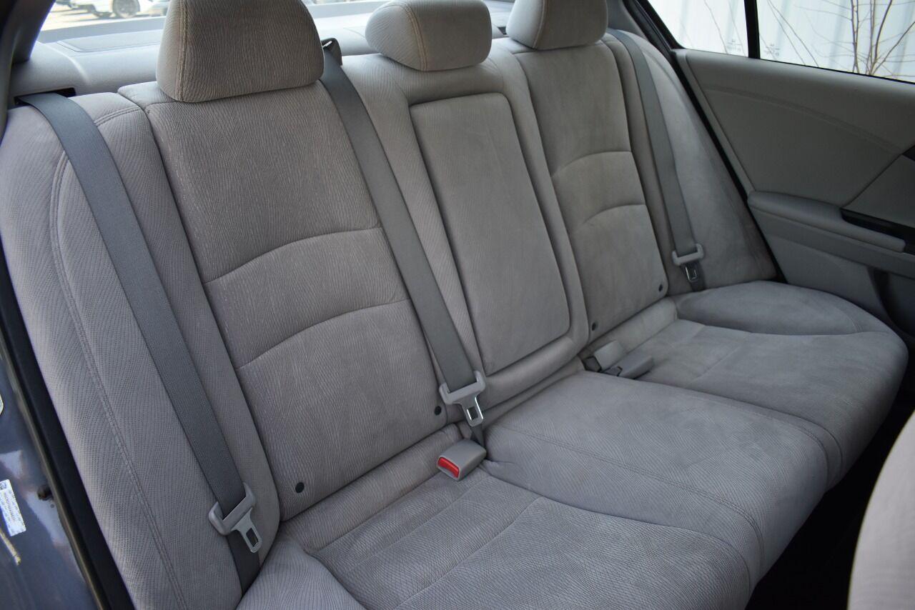 2013 Honda Accord EX 4dr Sedan CVT full