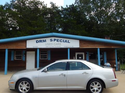 2005 Cadillac STS for sale at DRM Special Used Cars in Starkville MS