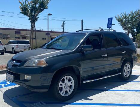 2005 Acura MDX for sale at Carpower Trading Inc. in Anaheim CA
