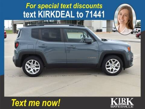 2017 Jeep Renegade for sale at Kirk Brothers Batesville in Batesville MS