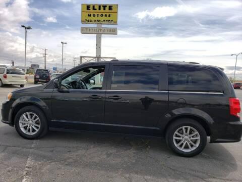2020 Dodge Grand Caravan for sale at ELITE MOTORS in Victorville CA