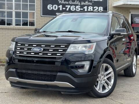 2016 Ford Explorer for sale at Quality Auto of Collins in Collins MS