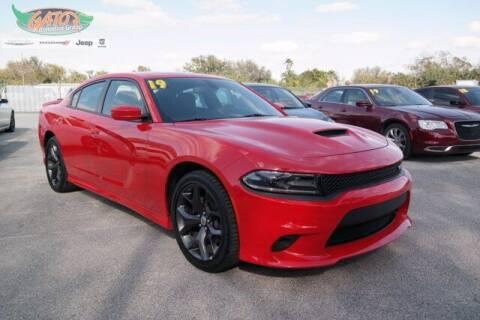 2019 Dodge Charger for sale at GATOR'S IMPORT SUPERSTORE in Melbourne FL