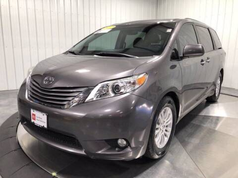 2017 Toyota Sienna for sale at HILAND TOYOTA in Moline IL