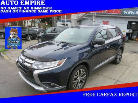 2017 Mitsubishi Outlander for sale at Auto Empire in Brooklyn NY