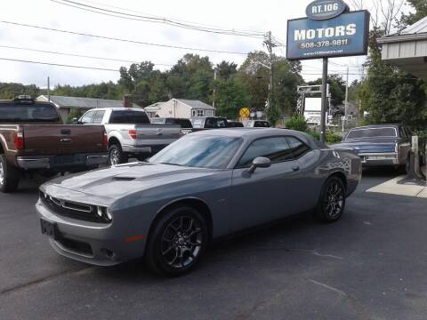 2018 Dodge Challenger for sale at Route 106 Motors in East Bridgewater MA