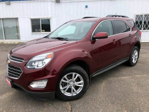 2017 Chevrolet Equinox for sale at STATELINE CHEVROLET BUICK GMC in Iron River MI