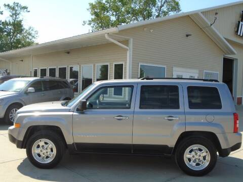 2015 Jeep Patriot for sale at Milaca Motors in Milaca MN
