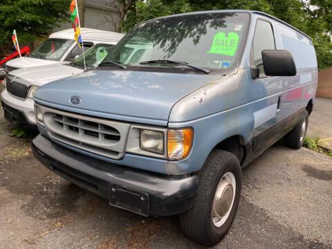 1998 Ford E-250