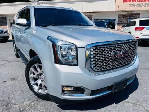 2015 GMC Yukon XL for sale at North Georgia Auto Brokers in Snellville GA