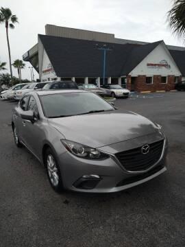 2016 Mazda MAZDA3 for sale at SAMPEDRO MOTORS COMPANY INC in Orlando FL