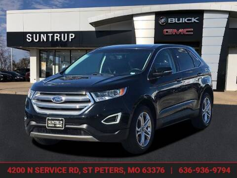 2016 Ford Edge for sale at SUNTRUP BUICK GMC in Saint Peters MO