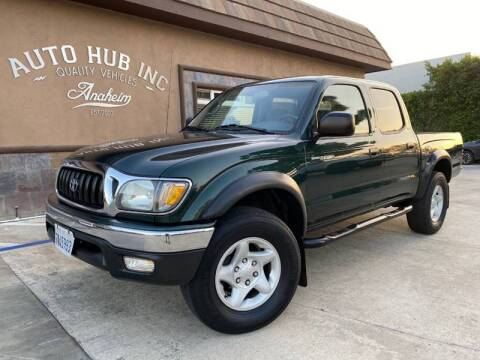 2003 Toyota Tacoma for sale at Auto Hub, Inc. in Anaheim CA