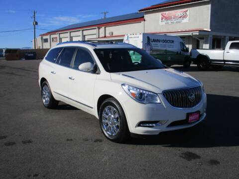 2014 Buick Enclave for sale at West Motor Company in Hyde Park UT