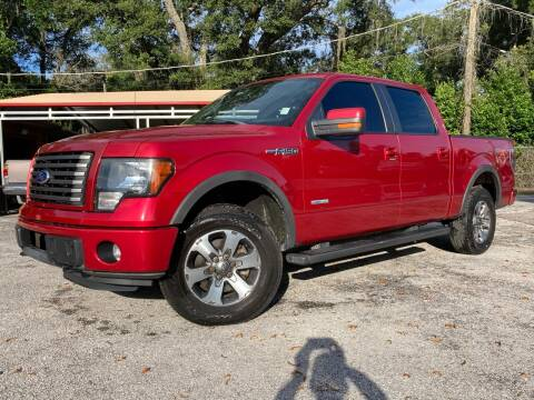 2011 Ford F-150 for sale at Auto Liquidators of Tampa in Tampa FL