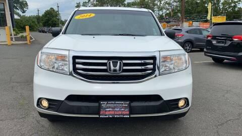 2014 Honda Pilot for sale at Nasa Auto Group LLC in Passaic NJ