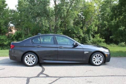 2012 BMW 5 Series for sale at S & L Auto Sales in Grand Rapids MI