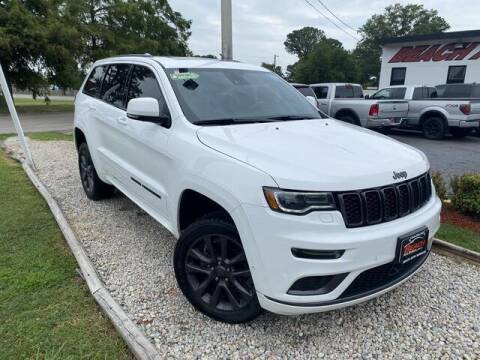2018 Jeep Grand Cherokee for sale at Beach Auto Brokers in Norfolk VA