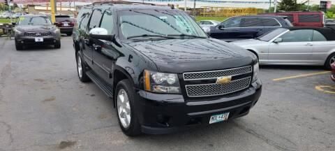 2011 Chevrolet Suburban for sale at I-80 Auto Sales in Hazel Crest IL