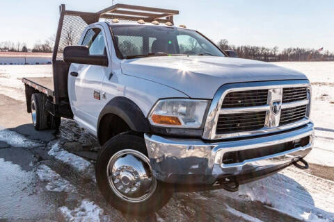 2012 RAM Ram Chassis 4500 for sale at Fruendly Auto Source in Moscow Mills MO