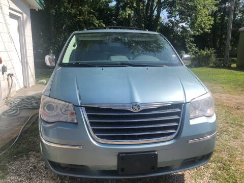 2008 Chrysler Town and Country for sale at Ghazal Auto in Sturgis MI